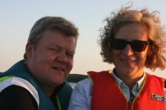 Det är jag, Jukka Granqvist och min fru Tina som tillsammans driver Sundborns Snickeri & Design AB. Hos oss kan du beställa unika möbler med anor från Carl ... - IMG9102_srcset-large